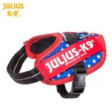 Julius K9 IDC Sele Baby 2 USA Flagga