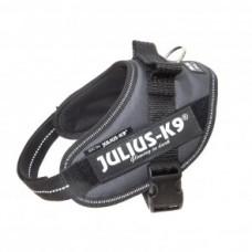 Julius K9 IDC Sele Mini Grå
