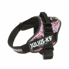 Julius K9 IDC Sele Stl 0 Brittisk Flagga