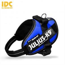Julius K9 IDC Sele Mini Blå